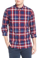 Fred Perry Men's Check Woven Shirt