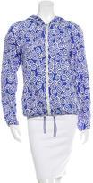 Diane von Furstenberg Printed Casual Jacket