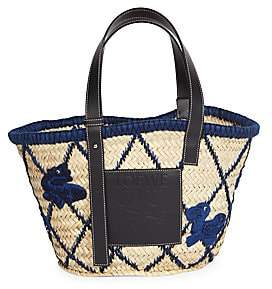 Loewe Women's Animals Basket Bag
