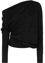 Tom Ford Off-the-shoulder Cashmere Sweater