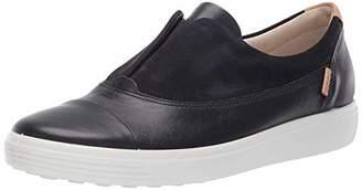Ecco Women's Soft 7 Slip On 2 Sneaker