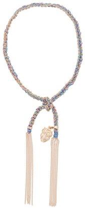 Carolina Bucci Intuition Owl Lucky bracelet