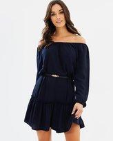 DECJUBA Hamony Off Shoulder Dress