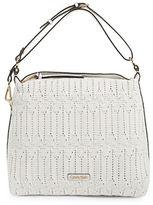 Calvin Klein Casual Rattan Hobo Bag