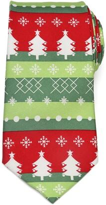 Cufflinks Inc. Cufflinks, Inc. Christmas Tree Silk Tie