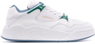 Lacoste Court Slam lace-up sneakers