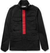 Givenchy Cotton-Blend Field Jacket