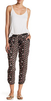Jolt Printed Drawstring Soft Pants (Juniors)