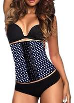 The Source Force Patterned Latex Waist Trainer - Stars - Small