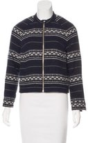 A.L.C. Patterned Casual Jacket