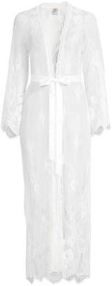 Jonquil Dalia Lace Robe