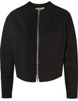 3.1 Phillip Lim Metallic Coated Jersey Jacket