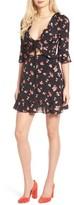 For Love & Lemons Women's Cherry Sundress