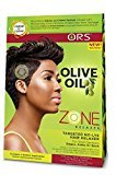 Organic Root Stimulator Olive Oil Zone Targeted No-lye Hair Relaxer