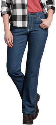 Dickies Womens Straight Leg Jean