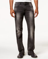 INC International Concepts Men's Gray Wash Stretch-Denim Jeans, Only at Macy's