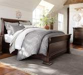 Pottery Barn Bed & Extra-Wide Dresser Set