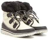 Sorel CozyTM Carnival Fleece Lined Ankle Boots