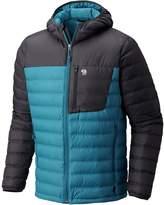 Mountain Hardwear Dynotherm Hooded Down Jacket - Men's