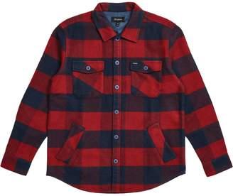 Brixton Durham Long-Sleeve Flannel Shirt - Men's