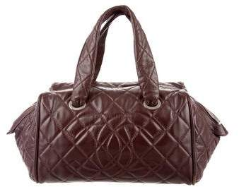 Chanel Large Timeless Handle Bag