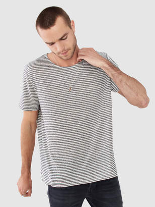 AllSaints Sine Short Sleeve Crewneck T-Shirt