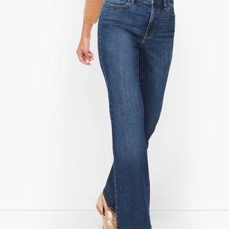 Talbots Barely Boot Jeans - Curvy Fit - Lexington Wash