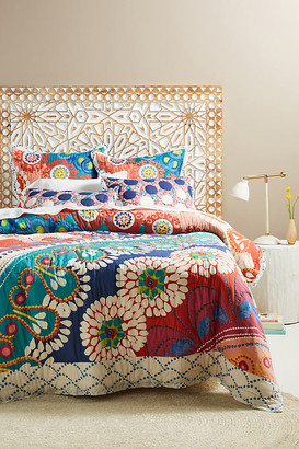 Anthropologie Tahla Quilt By in Assorted Size FULL