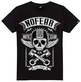 No Fear Men's Moto Club T-Shirt