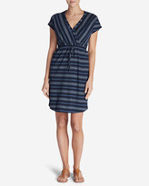 Eddie Bauer Women's Blue Park Dress
