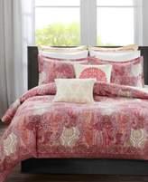 Echo CLOSEOUT! Florentina Pink King Comforter Set