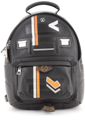 Louis Vuitton Palm Springs Backpack Limited Edition Embossed Epi Space Leather PM
