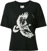 Current/Elliott bird print T-shirt - women - Cotton - 0