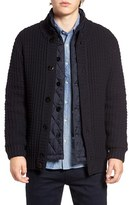 Scotch & Soda Men's Knitted Button Cardigan