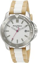 Tommy Bahama Relax Women's 10022439 Laguna Analog Display Japanese Quartz Beige Watch