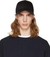 Rag & Bone Black Baseball Cap