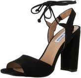 Steve Madden Women's Serina Open Toe Block Heel Sandal