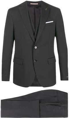 Paoloni three-piece formal suit