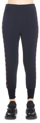 Stella McCartney Logo Tape Relaxed Pants