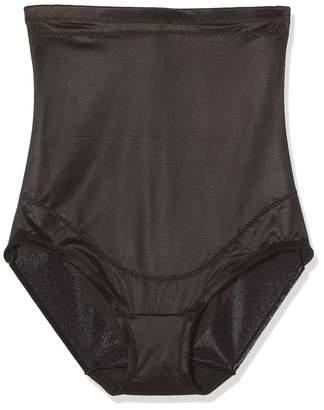 Miraclesuit Women's Culotte Taille Haute Noire - Flexible Fit Waist Shapewear