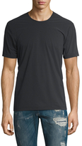 James Perse Crewneck Rashguard T-Shirt