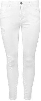 Noisy May Kimmy Stretch Skinny Jeans