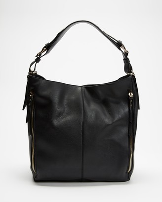 Topshop Leather Tote