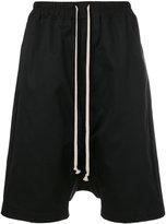 Rick Owens drop-crotch shorts - men - Cotton - 52