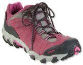 L.L. Bean Women's Oboz Bridger Hiking Shoes