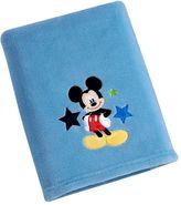 Disney Disney's Mickey Mouse Appliqued Coral Fleece Blanket