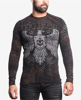 Affliction Men's Graphic-Print Thermal T-Shirt