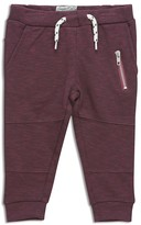 Sovereign Code Infant Boys' Slubbed French Terry Jogger Pants - Sizes 12-24 Months
