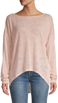 Joie High-Low Boatneck Top