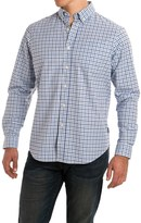 Rainforest Plaid Stretch Oxford Shirt - Long Sleeve (For Men)